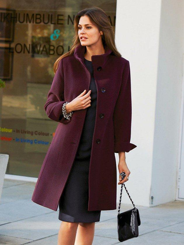 Coat Color With Burgundy Shoes Men