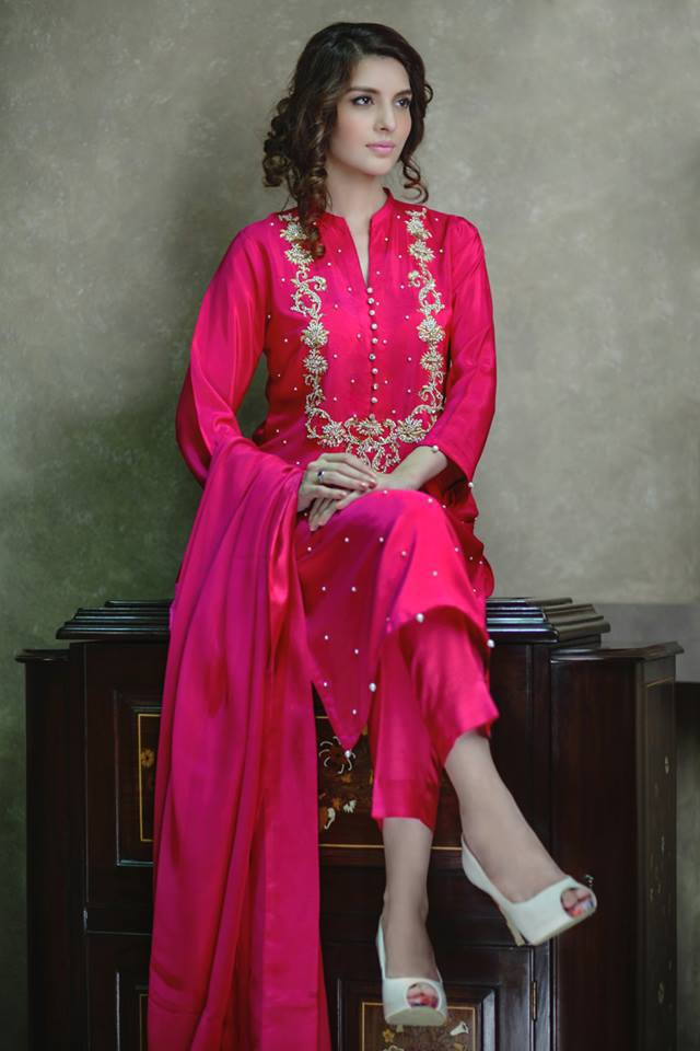luxury pret agha noor collection 2016 springsummer